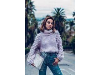 Тренды женских свитеров осень-зима 2021-2022.